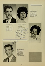 Page 16, 1962 Edition, Notre Dame High School - L Etoile Yearbook (Southbridge, MA) online yearbook collection
