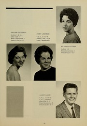 Page 17, 1962 Edition, Notre Dame High School - L Etoile Yearbook (Southbridge, MA) online yearbook collection