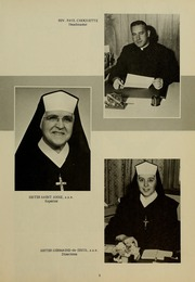 Page 9, 1962 Edition, Notre Dame High School - L Etoile Yearbook (Southbridge, MA) online yearbook collection