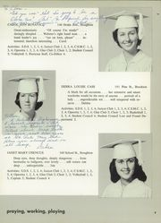 Page 13, 1959 Edition, St Patrick High School - Patrician Yearbook (Brockton, MA) online yearbook collection