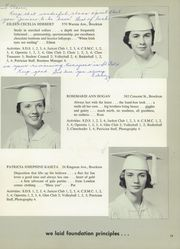 Page 15, 1959 Edition, St Patrick High School - Patrician Yearbook (Brockton, MA) online yearbook collection
