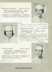 Page 17, 1959 Edition, St Patrick High School - Patrician Yearbook (Brockton, MA) online yearbook collection