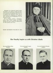 Page 8, 1959 Edition, St Patrick High School - Patrician Yearbook (Brockton, MA) online yearbook collection
