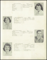 Page 11, 1953 Edition, Hale High School - Pompositticut Yearbook (Stow, MA) online yearbook collection