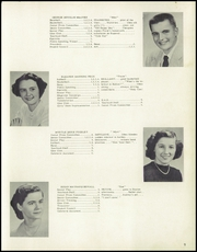 Page 13, 1953 Edition, Hale High School - Pompositticut Yearbook (Stow, MA) online yearbook collection