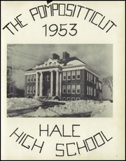 Page 5, 1953 Edition, Hale High School - Pompositticut Yearbook (Stow, MA) online yearbook collection