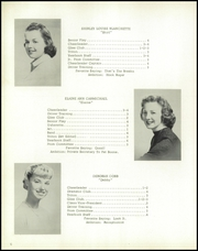 Page 10, 1957 Edition, Hale High School - Pompositticut Yearbook (Stow, MA) online yearbook collection