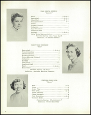 Page 12, 1957 Edition, Hale High School - Pompositticut Yearbook (Stow, MA) online yearbook collection