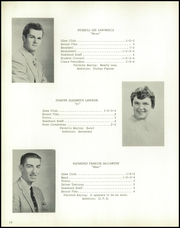 Page 14, 1957 Edition, Hale High School - Pompositticut Yearbook (Stow, MA) online yearbook collection