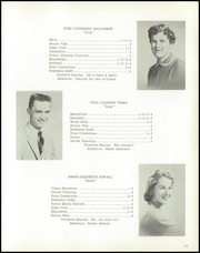 Page 15, 1957 Edition, Hale High School - Pompositticut Yearbook (Stow, MA) online yearbook collection