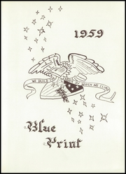 Page 5, 1959 Edition, Chester High School - Blue Print Yearbook (Chester, MA) online yearbook collection