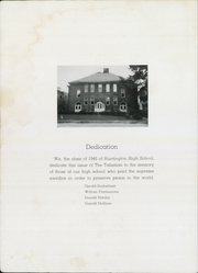 Page 4, 1946 Edition, Huntington High School - Talisman Yearbook (Huntington, MA) online yearbook collection