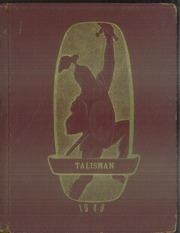 1949 Edition, Huntington High School - Talisman Yearbook (Huntington, MA)