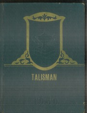 1950 Edition, Huntington High School - Talisman Yearbook (Huntington, MA)