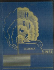 1951 Edition, Huntington High School - Talisman Yearbook (Huntington, MA)