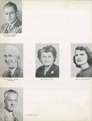 Page 10, 1957 Edition, Huntington High School - Talisman Yearbook (Huntington, MA) online yearbook collection