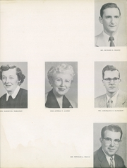 Page 11, 1957 Edition, Huntington High School - Talisman Yearbook (Huntington, MA) online yearbook collection