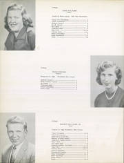 Page 14, 1957 Edition, Huntington High School - Talisman Yearbook (Huntington, MA) online yearbook collection