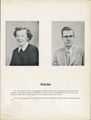 Page 7, 1957 Edition, Huntington High School - Talisman Yearbook (Huntington, MA) online yearbook collection