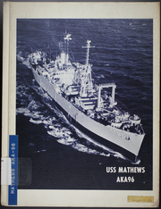1966 Edition, Mathews (AKA 96) - Naval Cruise Book