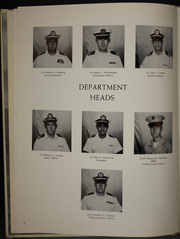 Page 8, 1966 Edition, Mathews (AKA 96) - Naval Cruise Book online yearbook collection