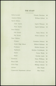 Page 4, 1940 Edition, Topsfield High School - Shenewemedy Yearbook (Topsfield, MA) online yearbook collection