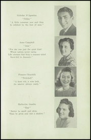 Page 5, 1940 Edition, Topsfield High School - Shenewemedy Yearbook (Topsfield, MA) online yearbook collection
