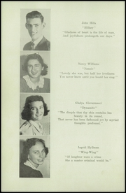 Topsfield High School - Shenewemedy Yearbook (Topsfield, MA) online yearbook collection, 1940 Edition, Page 6