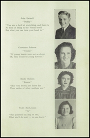 Topsfield High School - Shenewemedy Yearbook (Topsfield, MA) online yearbook collection, 1940 Edition, Page 7