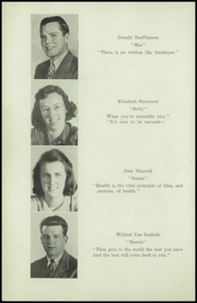 Page 8, 1940 Edition, Topsfield High School - Shenewemedy Yearbook (Topsfield, MA) online yearbook collection