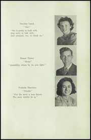 Page 9, 1940 Edition, Topsfield High School - Shenewemedy Yearbook (Topsfield, MA) online yearbook collection