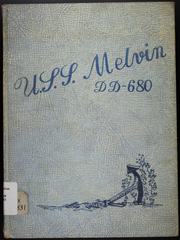 Page 1, 1952 Edition, Melvin (DD 680) - Naval Cruise Book online yearbook collection