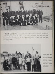 Page 11, 1952 Edition, Melvin (DD 680) - Naval Cruise Book online yearbook collection