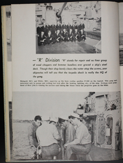 Page 16, 1952 Edition, Melvin (DD 680) - Naval Cruise Book online yearbook collection