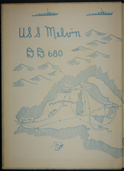 Page 2, 1952 Edition, Melvin (DD 680) - Naval Cruise Book online yearbook collection