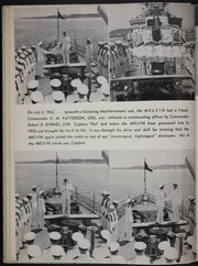Page 8, 1952 Edition, Melvin (DD 680) - Naval Cruise Book online yearbook collection
