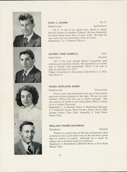 Page 13, 1948 Edition, Templeton High School - Class Book Yearbook (Baldwinville, MA) online yearbook collection