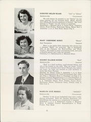 Page 14, 1948 Edition, Templeton High School - Class Book Yearbook (Baldwinville, MA) online yearbook collection