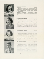Page 15, 1948 Edition, Templeton High School - Class Book Yearbook (Baldwinville, MA) online yearbook collection