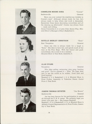 Page 16, 1948 Edition, Templeton High School - Class Book Yearbook (Baldwinville, MA) online yearbook collection