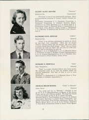 Page 17, 1948 Edition, Templeton High School - Class Book Yearbook (Baldwinville, MA) online yearbook collection