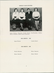 Page 9, 1948 Edition, Templeton High School - Class Book Yearbook (Baldwinville, MA) online yearbook collection