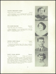 Page 11, 1952 Edition, Templeton High School - Class Book Yearbook (Baldwinville, MA) online yearbook collection