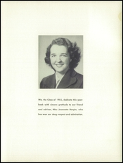 Page 5, 1952 Edition, Templeton High School - Class Book Yearbook (Baldwinville, MA) online yearbook collection