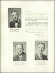Page 6, 1952 Edition, Templeton High School - Class Book Yearbook (Baldwinville, MA) online yearbook collection