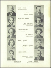 Page 7, 1952 Edition, Templeton High School - Class Book Yearbook (Baldwinville, MA) online yearbook collection