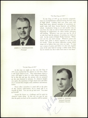 Page 10, 1957 Edition, Templeton High School - Class Book Yearbook (Baldwinville, MA) online yearbook collection