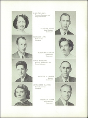 Page 11, 1957 Edition, Templeton High School - Class Book Yearbook (Baldwinville, MA) online yearbook collection