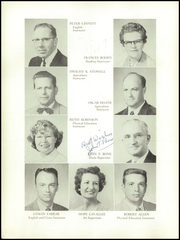Page 12, 1957 Edition, Templeton High School - Class Book Yearbook (Baldwinville, MA) online yearbook collection