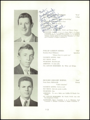 Page 14, 1957 Edition, Templeton High School - Class Book Yearbook (Baldwinville, MA) online yearbook collection